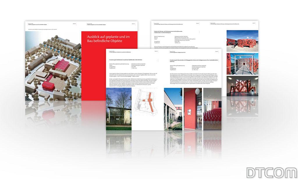 Erstellung von Broschüren und Flyern, Gestaltung von Printprodukten, Erstellung von Imagebroschüren, DTCOM GmbH, Dr. P + Fachbroschüren, Dr. Peter Dreschmann, Kommuniktionsagentur mit Full Service