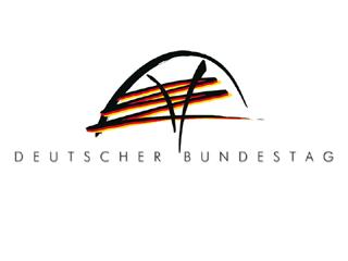 Entwicklung Logo Deutscher Bundestag