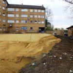 Fertigstellung von Rückbau und Sanierung