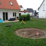 Untersuchung und Gutachten für ein Grundstück mit kontaminiertem Boden in Wedemark.