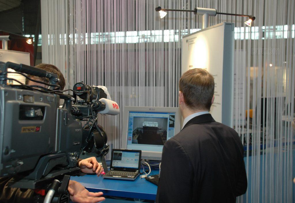 Technik Kommunikation, technische Kommunikation, DTCOM, DTCOM GmbH, Dr. Dreschmann, Öffentlichkeitsarbeit, Messe,